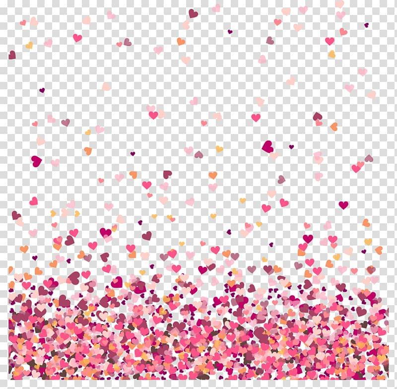 Confetti clipart valentines. Wedding invitation valentine s