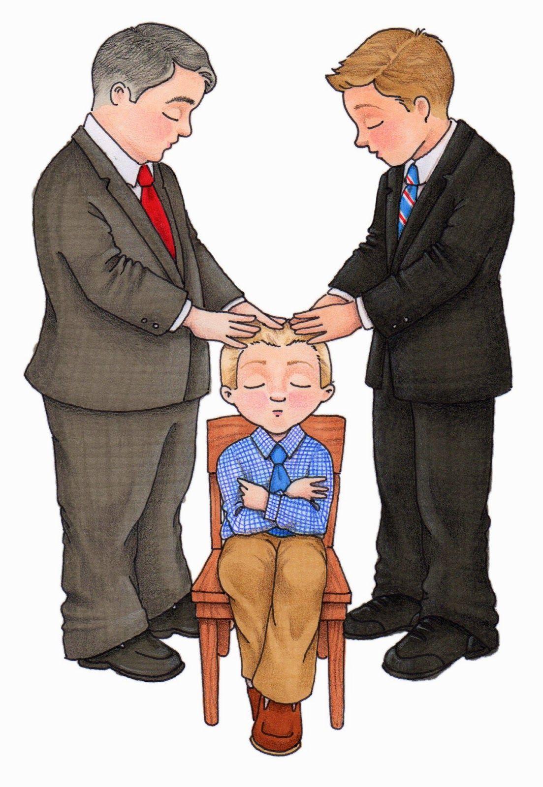 Lds clipart blessing. Priesthood wonderful clip art