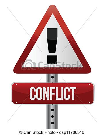 Conflict clipart. Panda free images conflictclipart