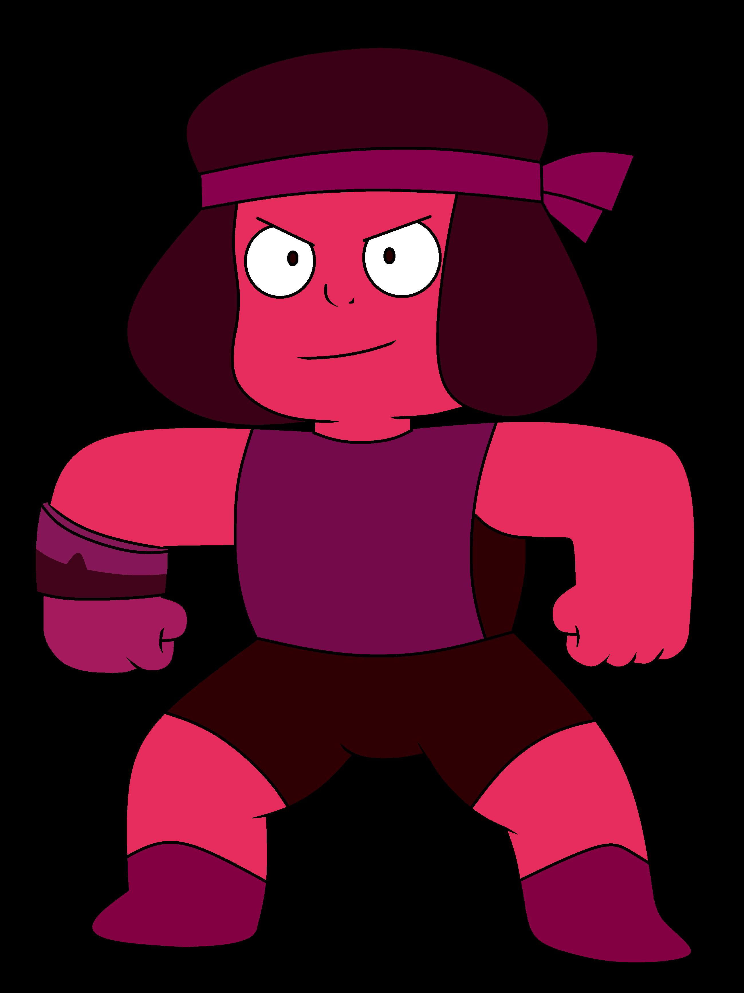 Ruby steven universe wiki. Karaoke clipart raised fist