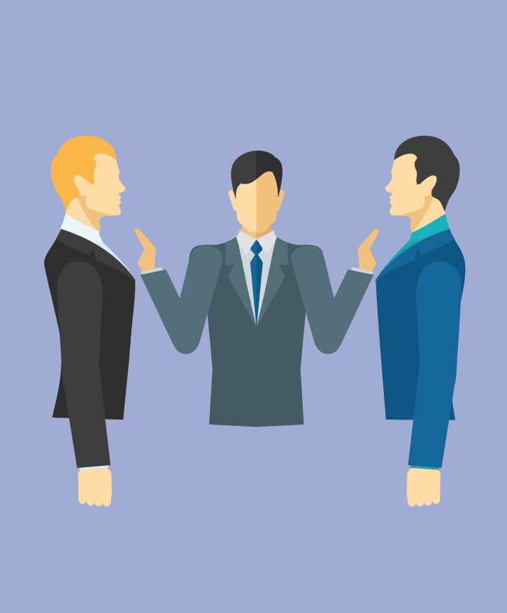 Background communication . Conflict clipart business conflict