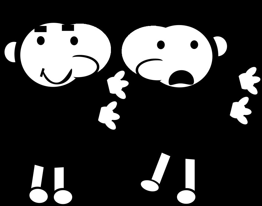 Wimpy . Conflict clipart clip art
