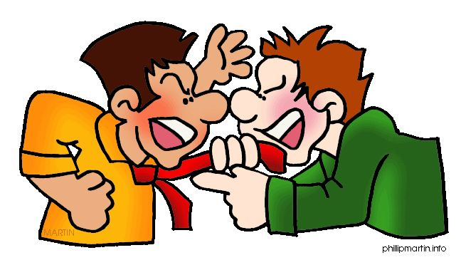 Confict a serious or. Conflict clipart disagreement