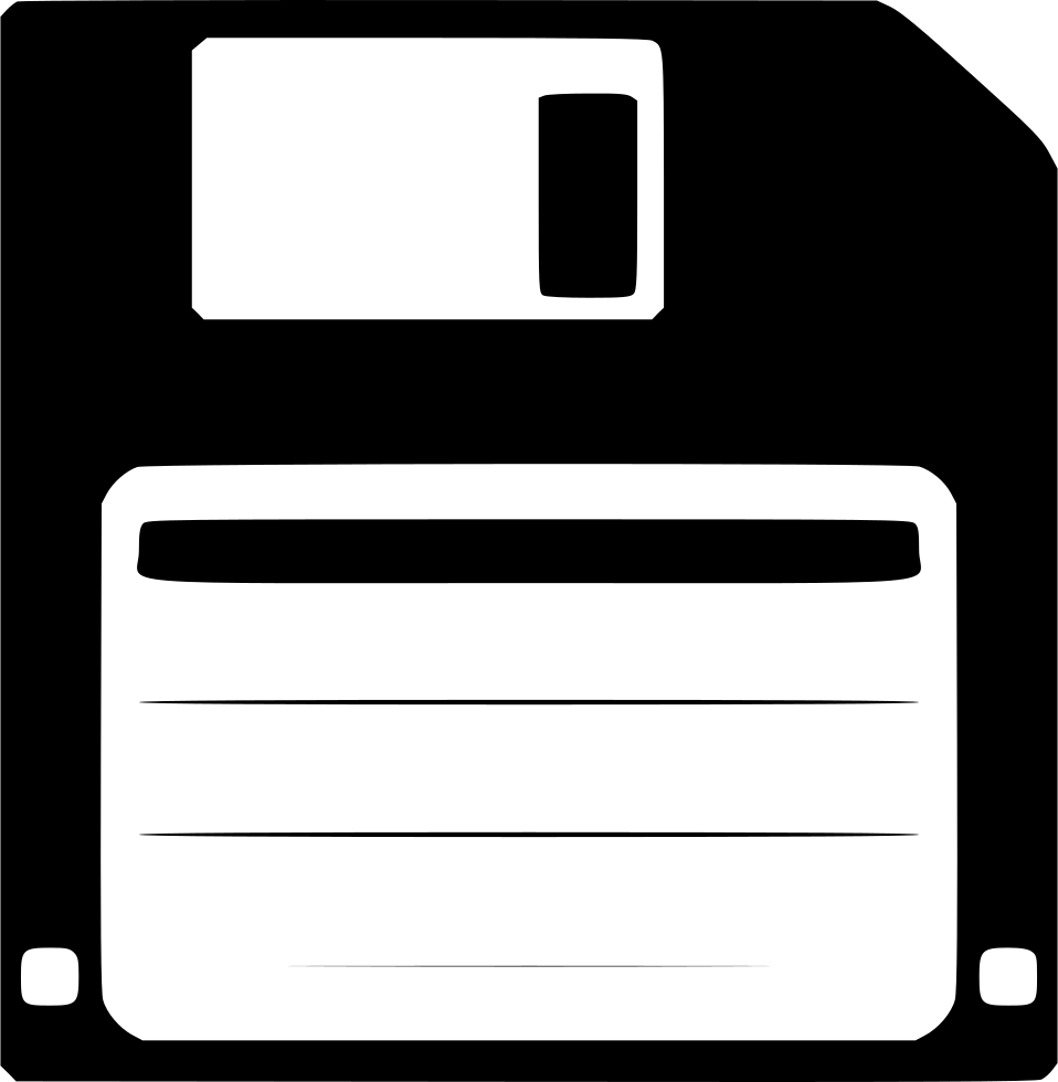 Floppy disk svg png. Contract clipart icon