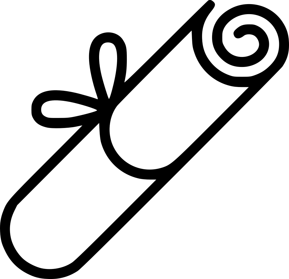 laws clipart scroll