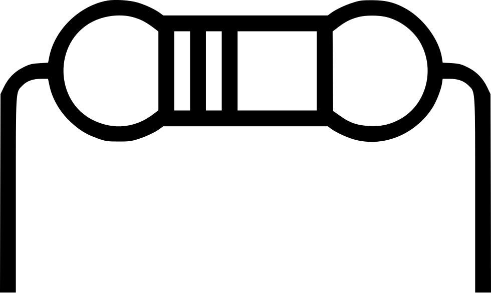 Resistor svg png icon. Mail clipart circumstance