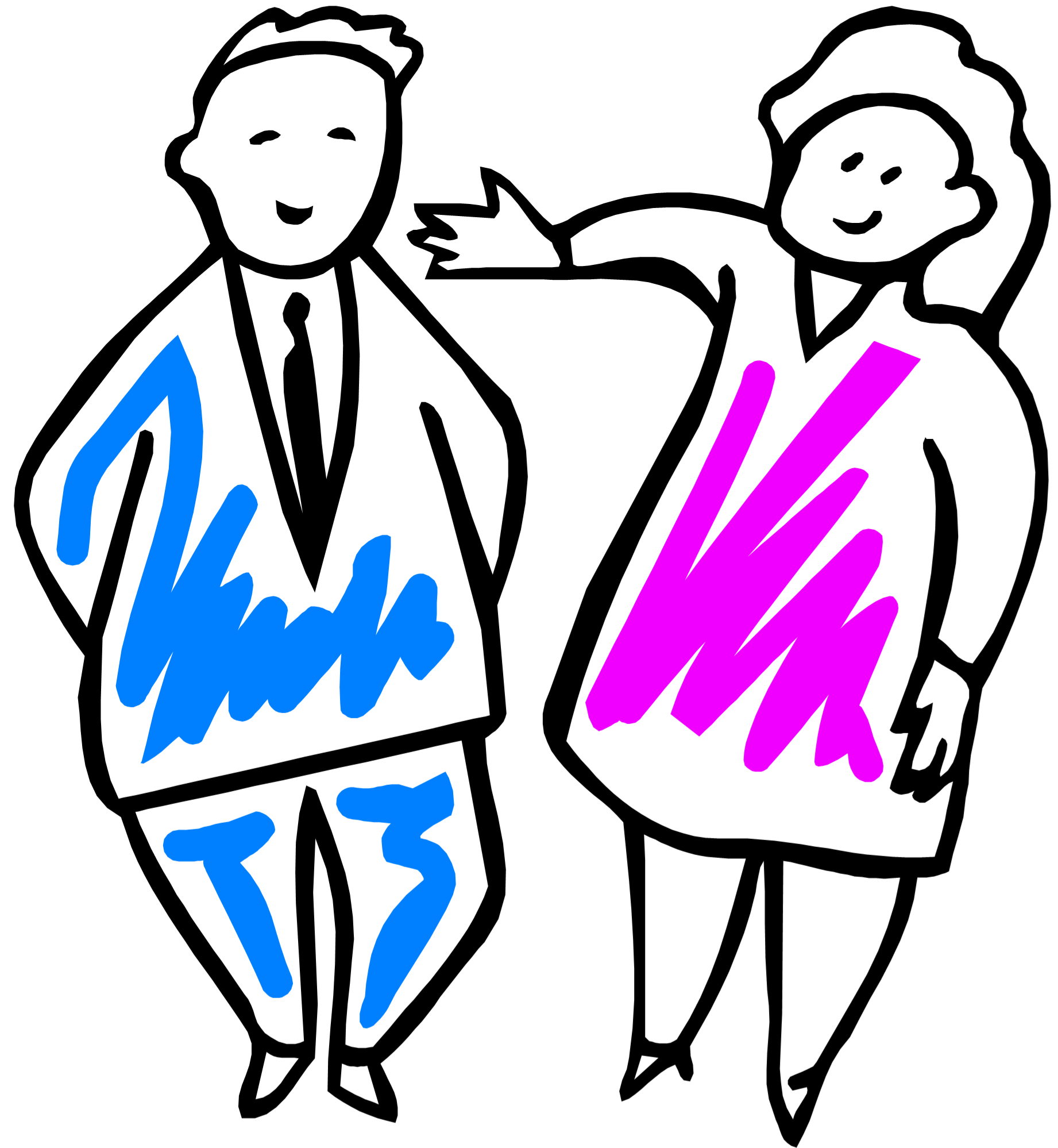 Thoughts clipart misconception. Misconceptions and stereotypes of