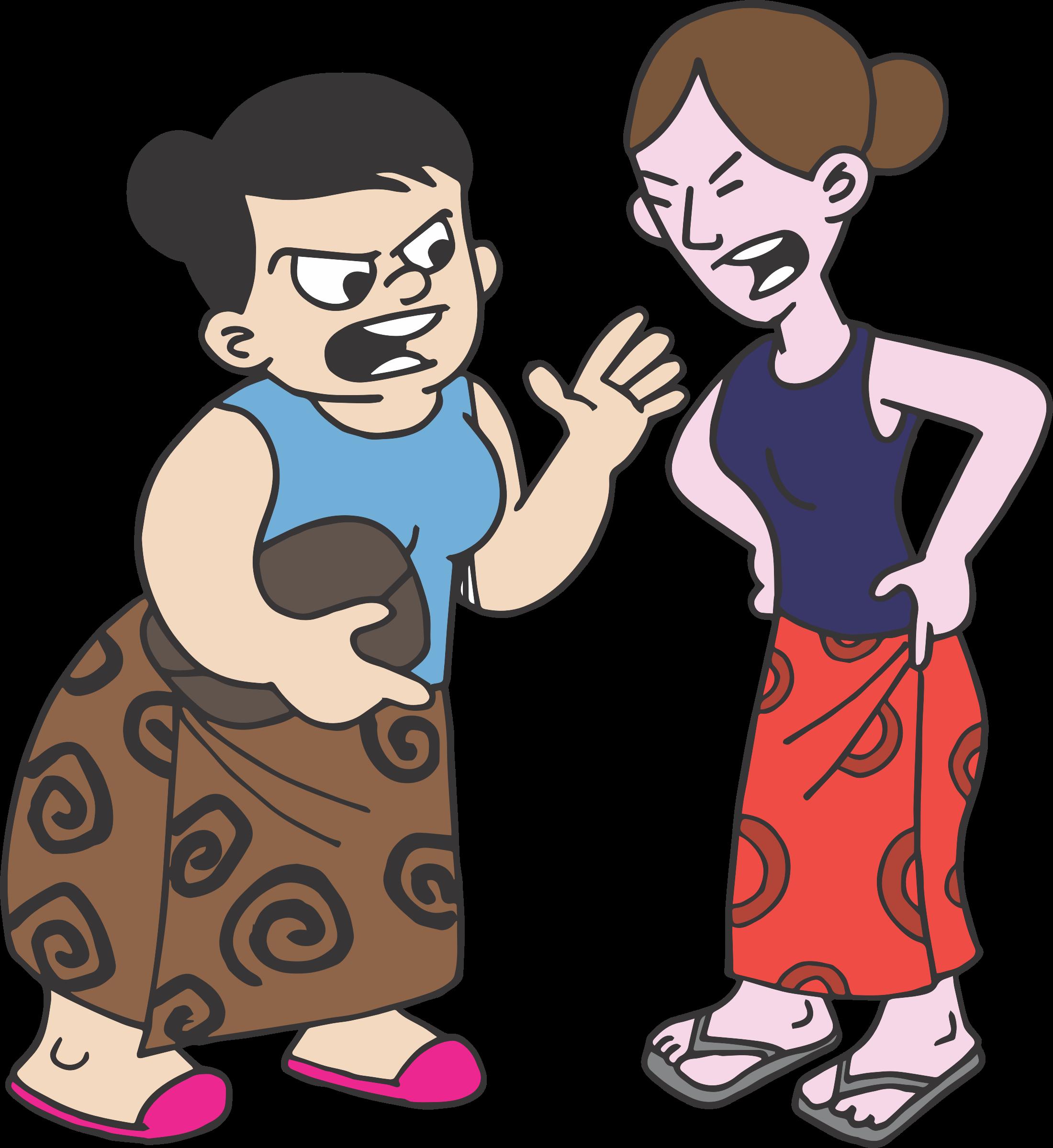 Big image png. Fighting clipart quarrel