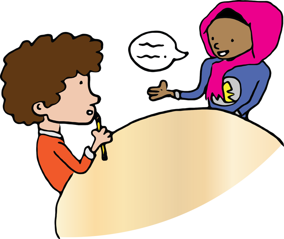 Conflict clipart share toy.  collection of students