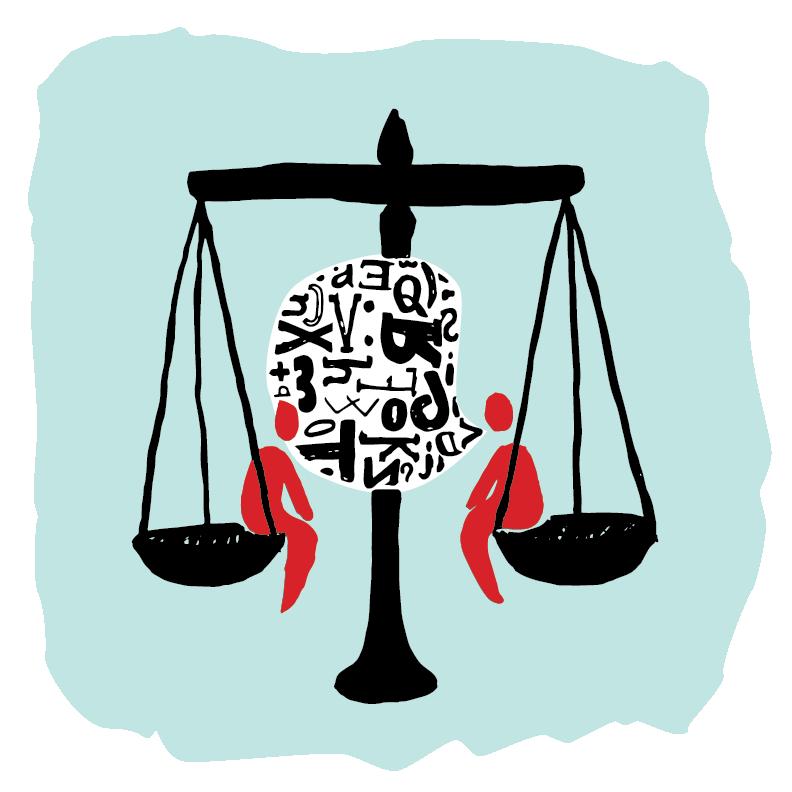 Justice clipart federal system. University implements restorative program