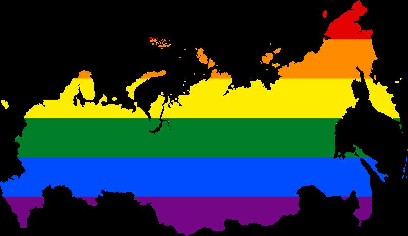 Conflict clipart tolerant. Russia coerced into lgbt