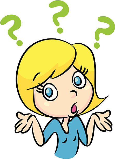 Confused clipart. Bay of life foundation