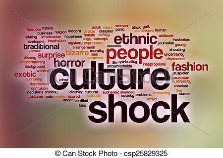 Confused clipart culture shock. Portal