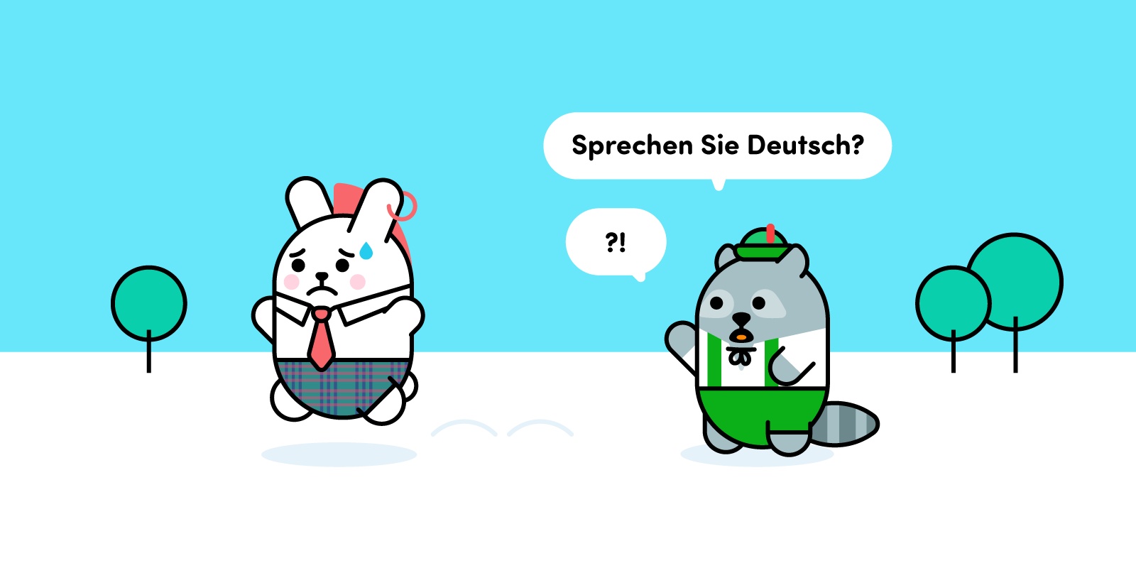 Is german really that. Confused clipart daunting