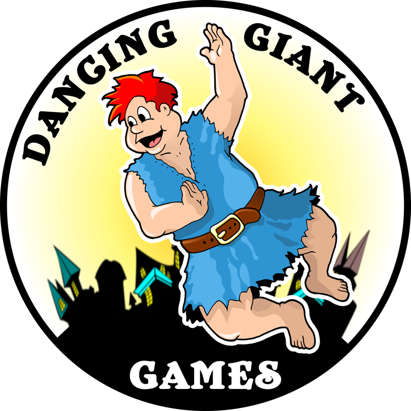 Category playtesting dancing giant. Game clipart lets play