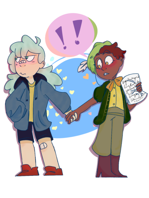 Confused clipart foreboding. Camp swap au tumblr