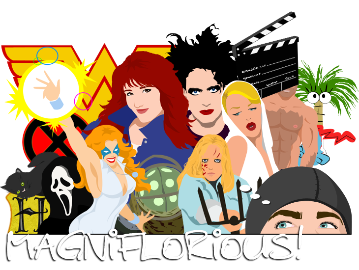 Magniflorious . Confused clipart foreboding