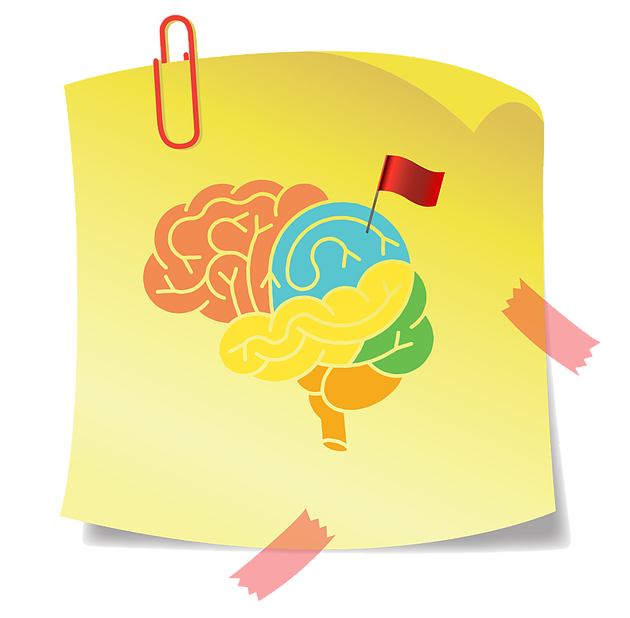 Sticky notes velcro negative. Memories clipart brain logo