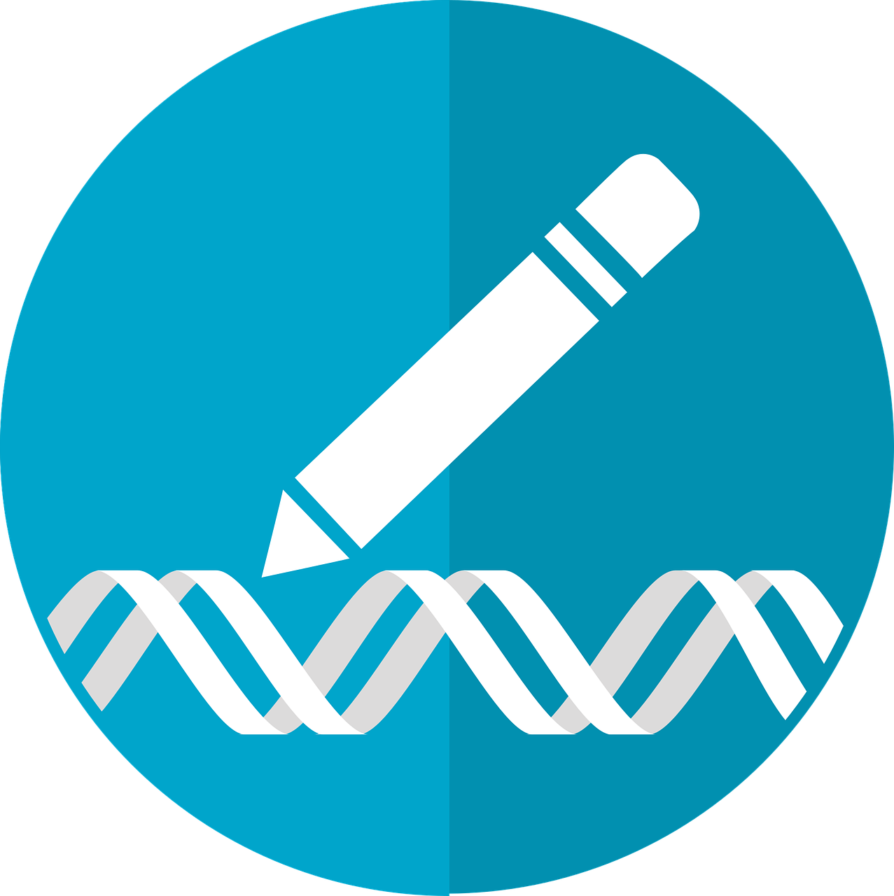 Genome editing metaphors and. Dna clipart epigenetics