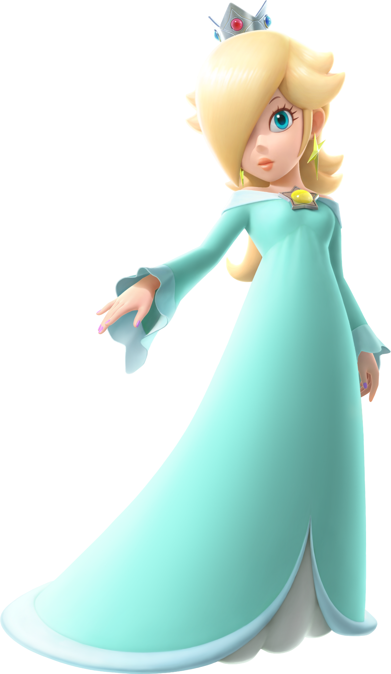 Nintendo fandom powered by. Princess clipart rosalina
