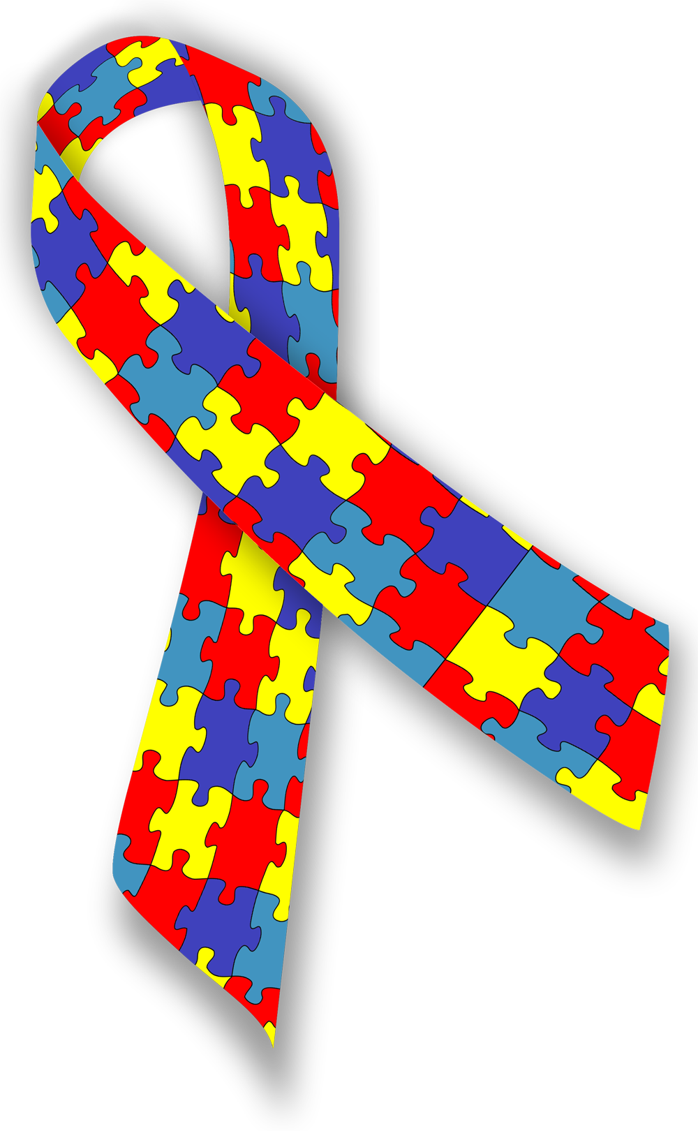 Puzzle clipart intervention. Autism awareness the piece