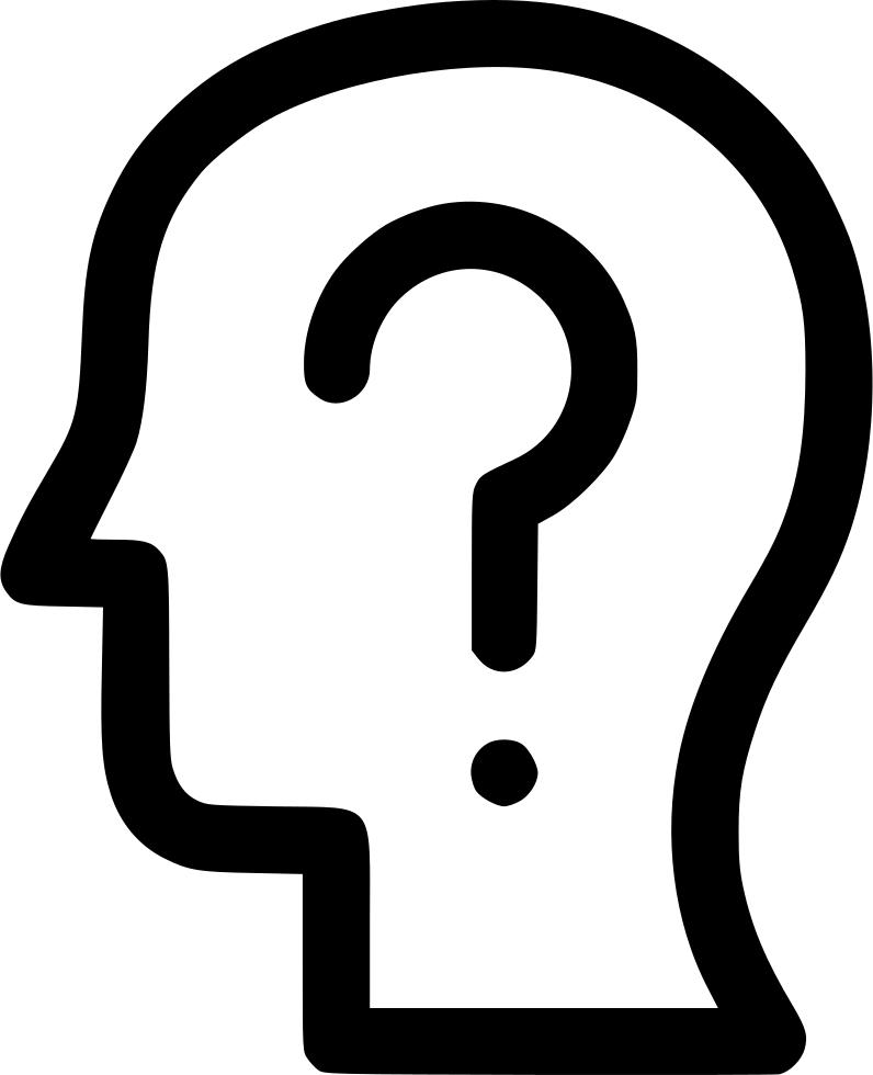 Confused Clipart Questionclip Confused Questionclip Transparent