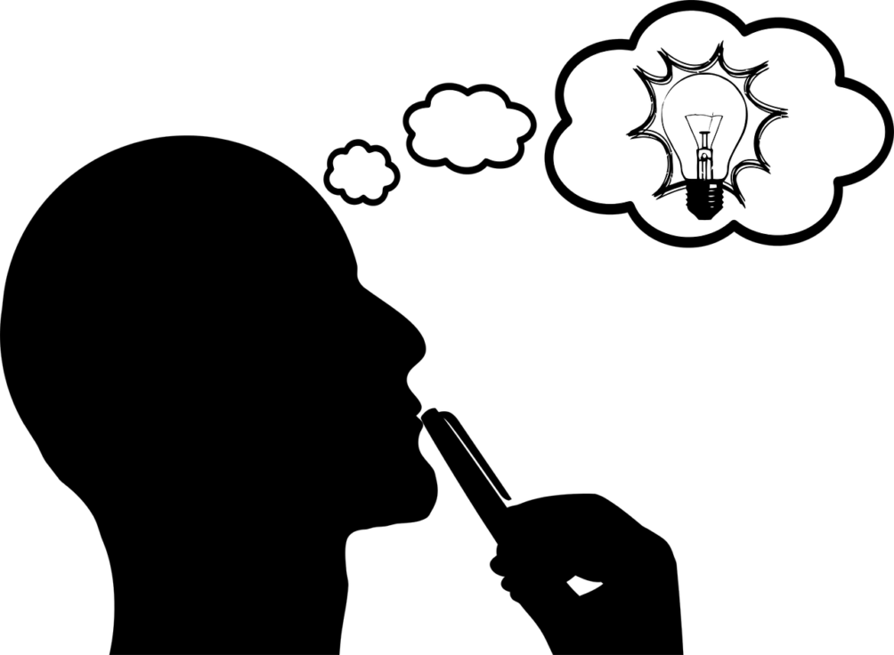Thoughts clipart reflection. Patent law in india