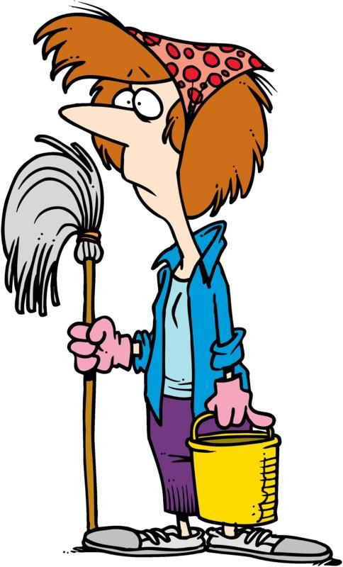 Housekeeping clipart practice. Hazel the standard for