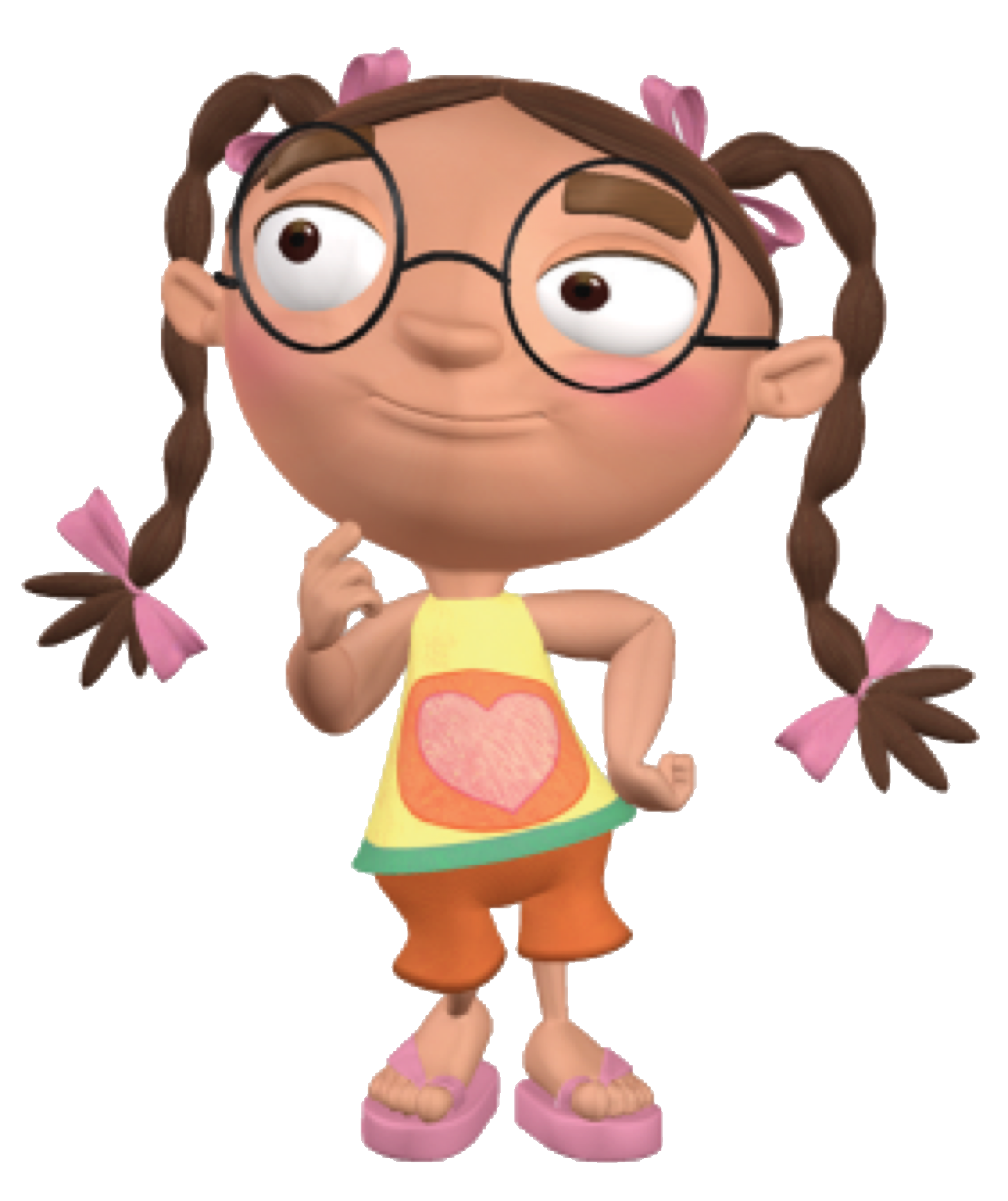Gabby the real qubo. Confused clipart trivia