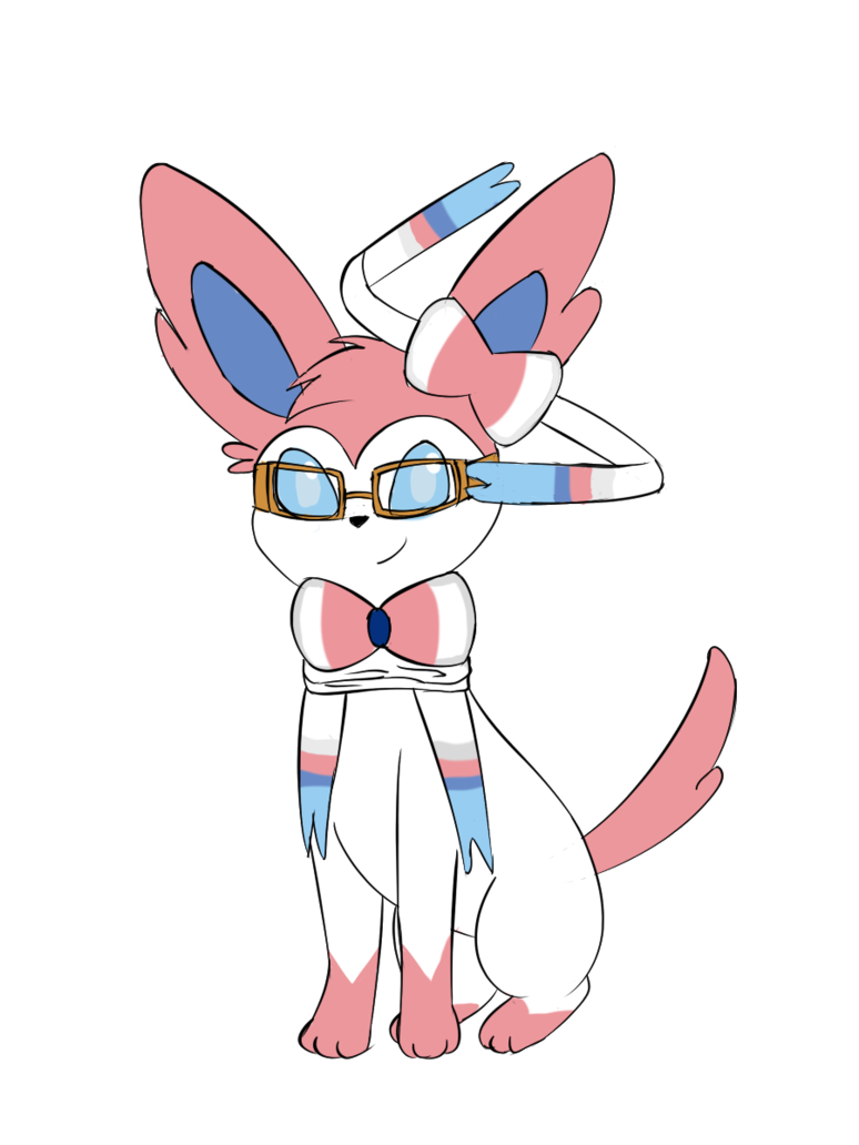 My destiny sylveon tf. Proud clipart evil businessman