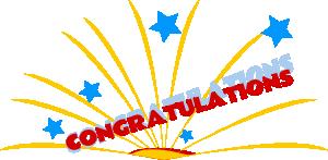 Clip art panda free. Congratulations clipart