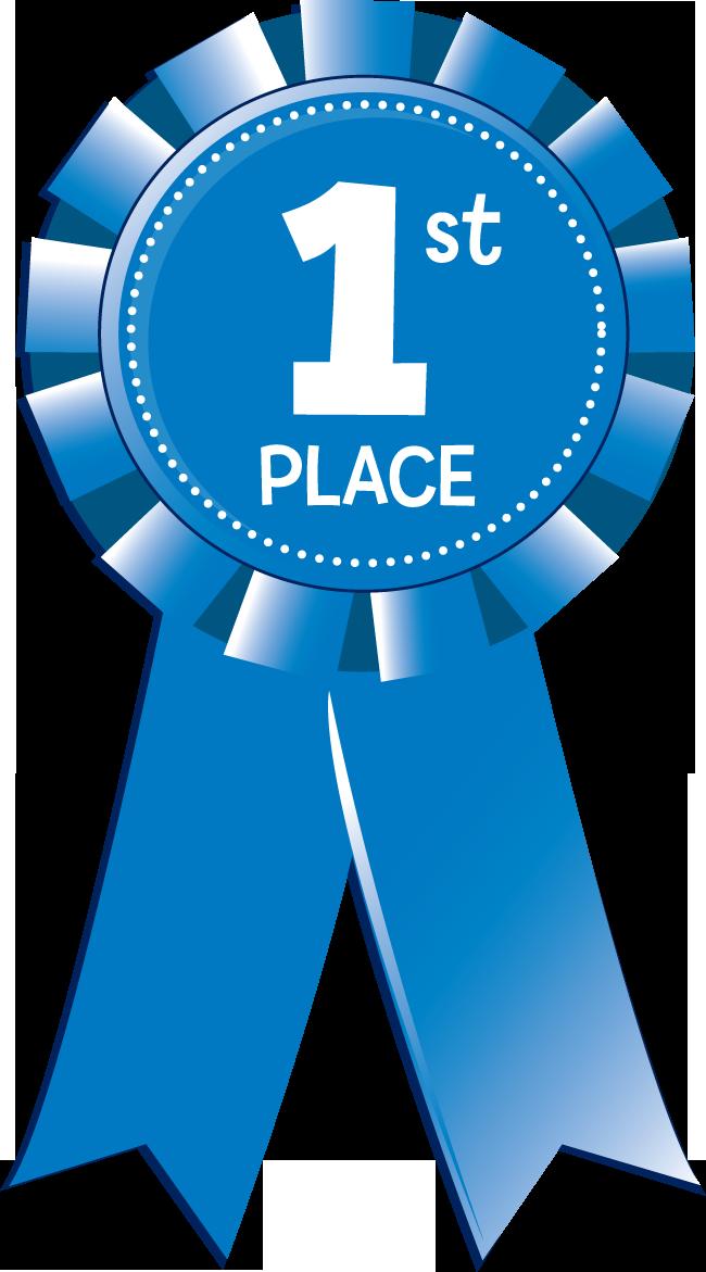 Fair clipart fair ribbon. Blue png images misc