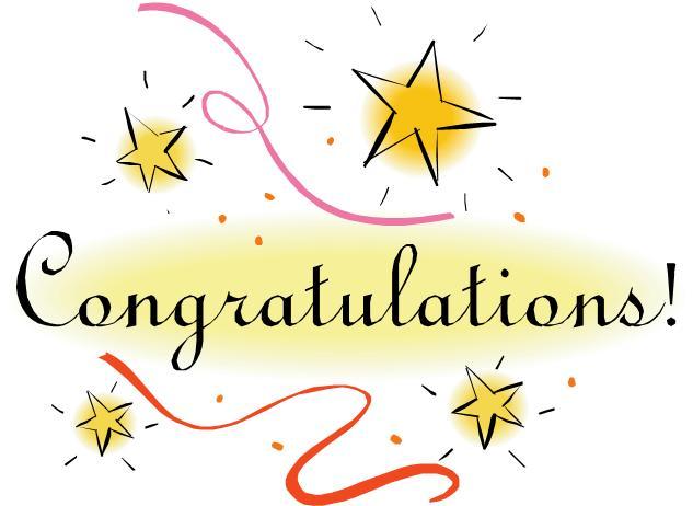 Congratulations clipart. Job promotion