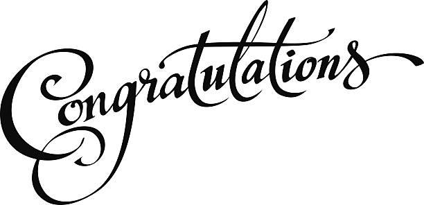Congratulation free download best. Congratulations clipart bold