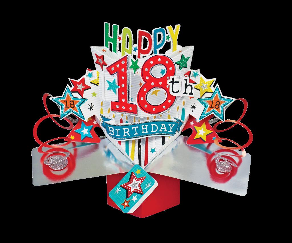 Cracker clipart congratulation. Happy th birthday pop