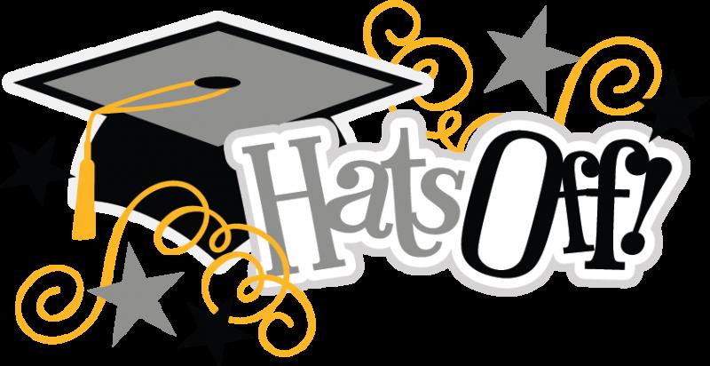 Graduate congratulation