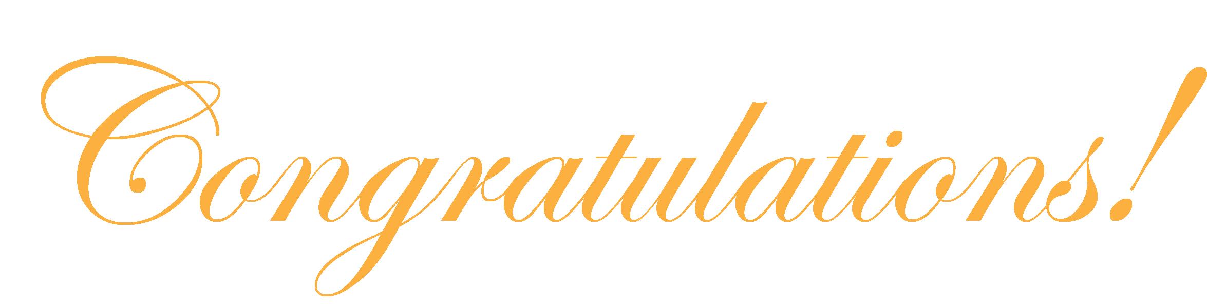 Congratulations clipart congratulation class 2016. Free png image alphabet