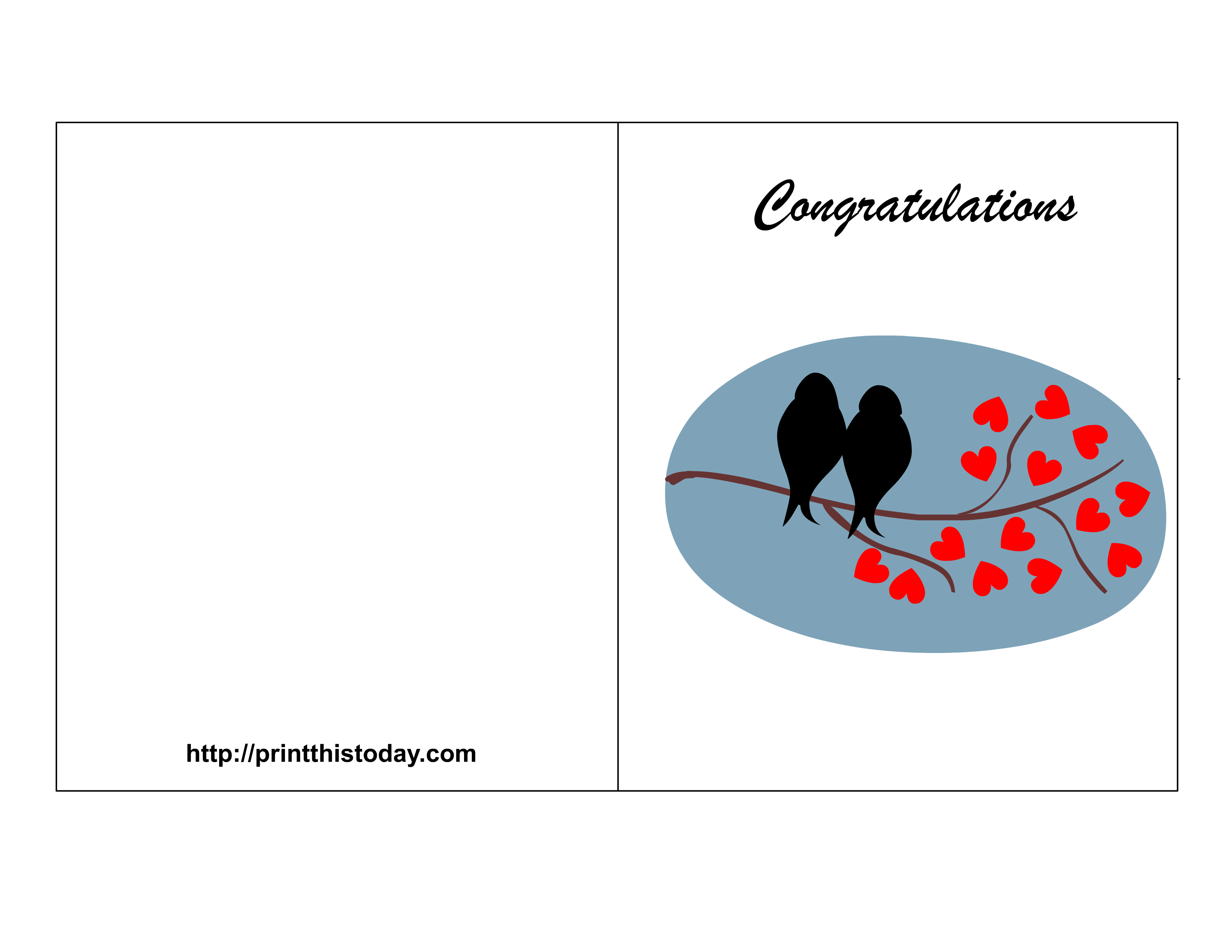 Engagement clipart wedding wishes. Free printable congratulations cards