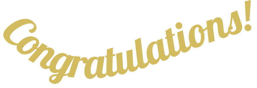 Congratulations clipart congratulation word. Cliparts zone