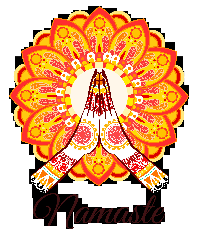 Namaste png images pinterest. God clipart garuda