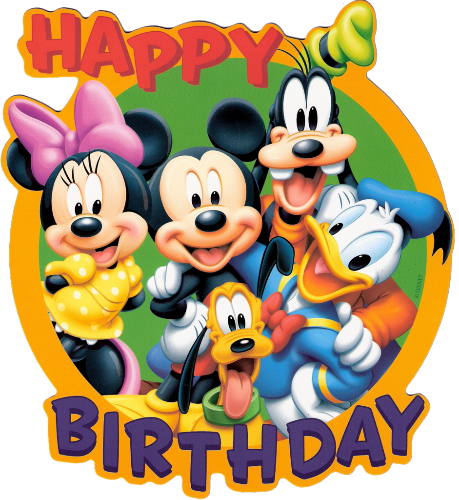 Happy birthday border printable. Excited clipart opportunity