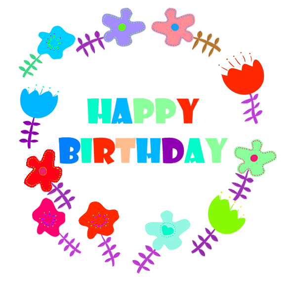 Birthday clip art and. Congratulations clipart pink