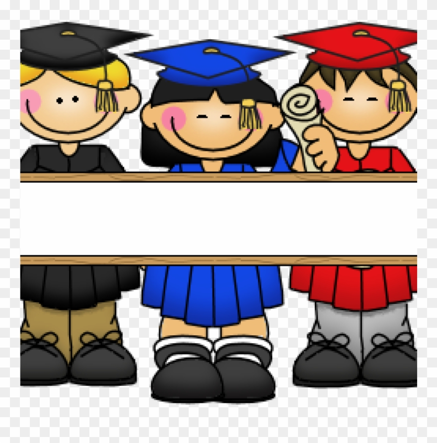 Graduate clipart kinder. Kindergarten graduation