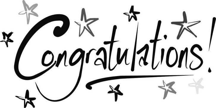 Congratulation free download best. Congratulations clipart principal's