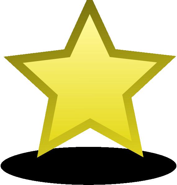 Simple clip art at. Congratulations clipart small gold star