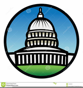 United states free images. Congress clipart