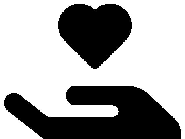 Donation clipart hand heart. Organs taken from brain