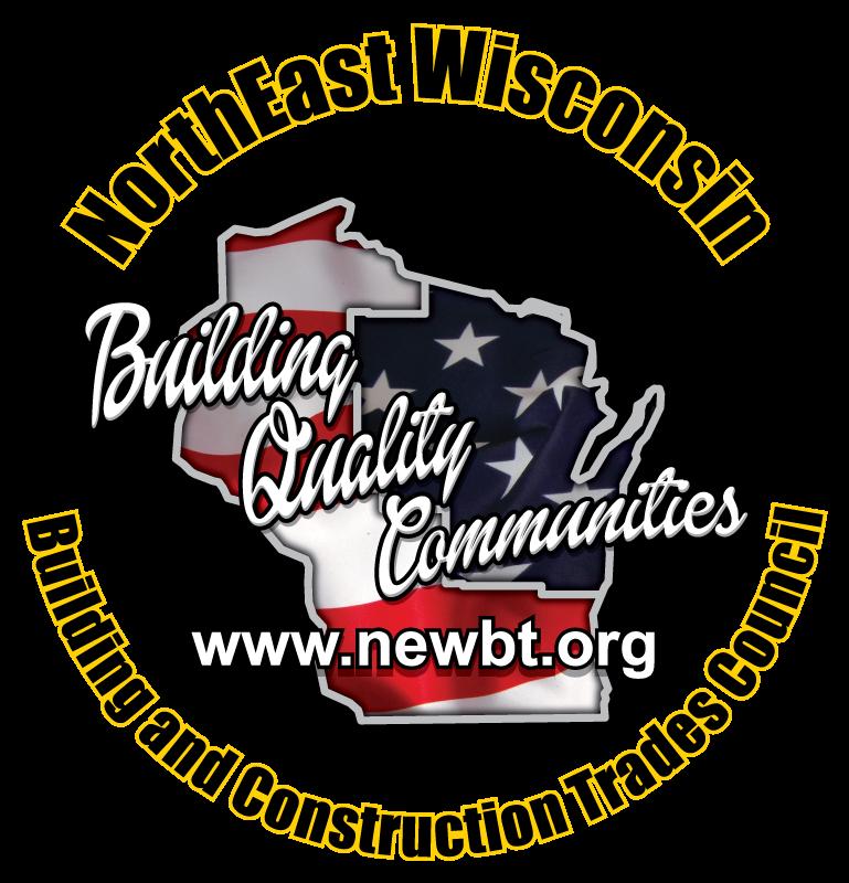 Wisconsin trades councils labor. Contractor clipart building trade