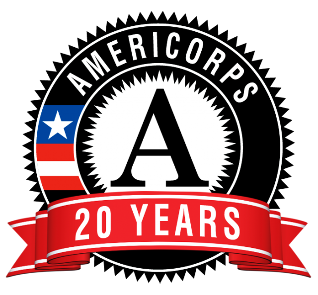 Volunteering clipart civic responsibility. Americorps years old a