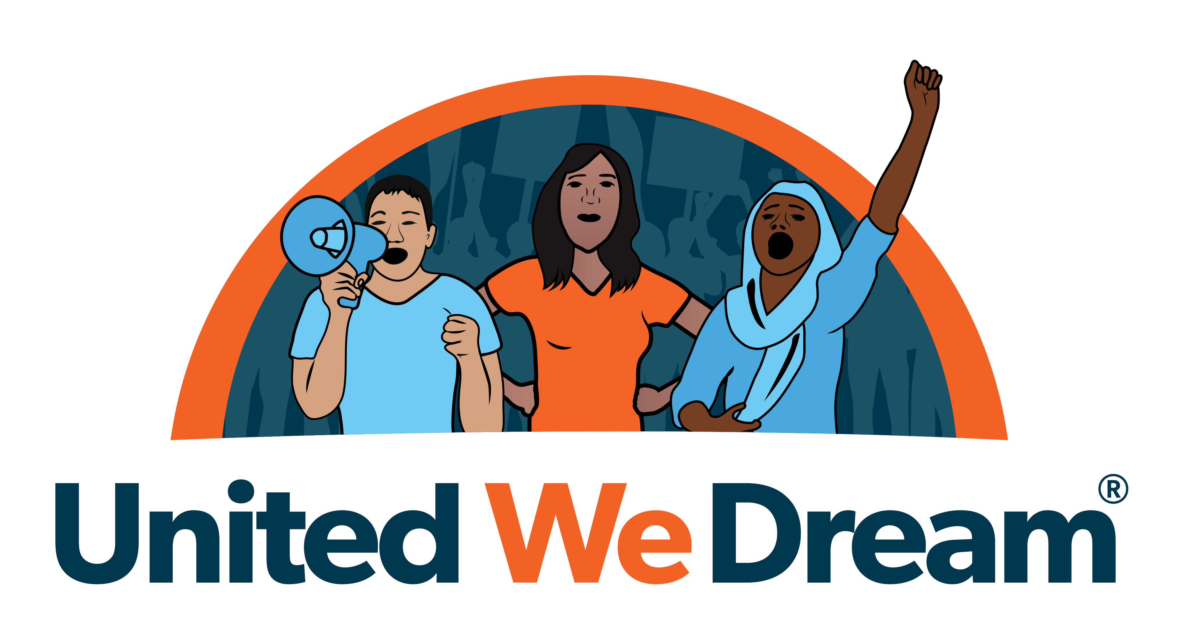 Dreams clipart dream team. United we the largest
